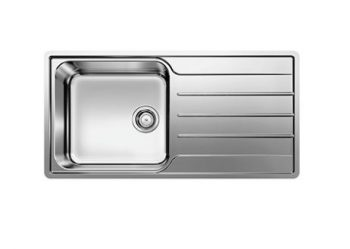 BLANCO LEMIS SINGLE BOWL SINK WITH DRAINER – RHB & LHB AVAILABLE Product Image 1