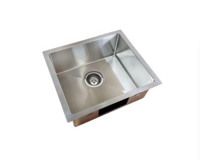 EVERHARD SQUARELINE PLUS SINGLE BOWL UNDERMOUNT SINK Product Image 1