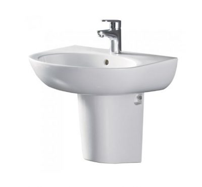 FIENZA STELLA CARE WALL HUNG BASIN WITH SHROUD