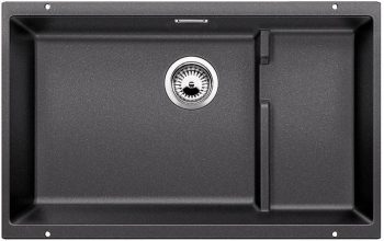 BLANCO SUBLINE 700 LEVEL SILGANIT UNDERMOUNT SINK ANTHRACITE