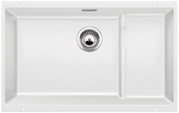 BLANCO SUBLINE 700 LEVEL SILGANIT UNDERMOUNT SINK WHITE