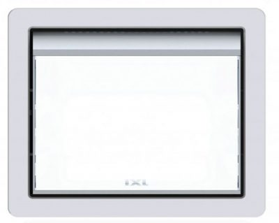 IXL LUMINATE HEAT MODULE BATHROOM HEATER - SILVER