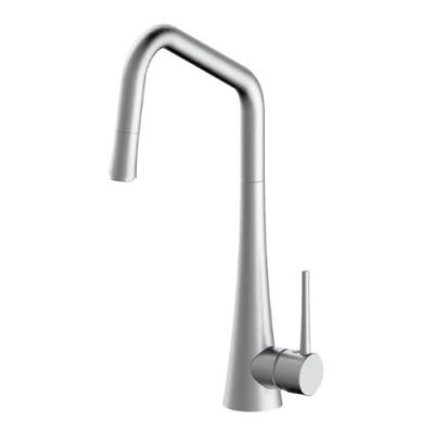 ABEY ARMANDO VICARIO TINK SINK MIXER WITH PULL OUT BRUSHED NICKEL Product Image 1