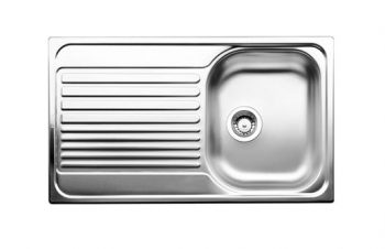 BLANCO TIPO SINGLE BOWL SINK WITH DRAINER – RHB & LHB AVAILABLE Product Image 1