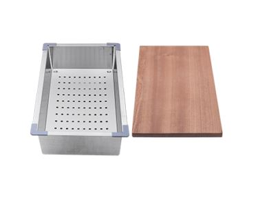EVERHARD SQUARELINE PLUS ACCESSORY SET Product Image 1