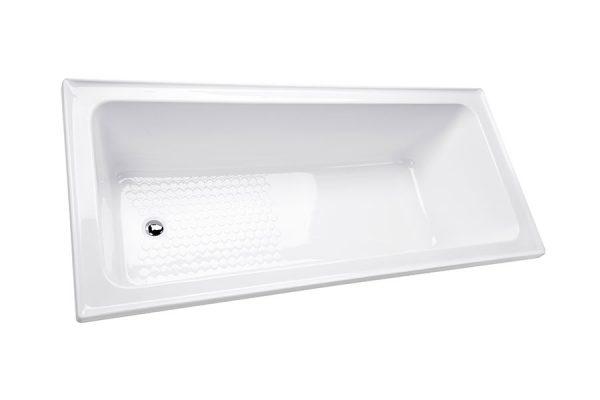 DECINA 1525MM FABRINO WHT BATH FA1525W Product Image 1