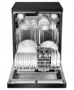 HAIER 60CM MATTE BLACK DISHWASHER WITH 15 PLACE SETTINGS, 6 WASH PROGRAMS, 3.5 * ENERGY (WELS 5*) HDW15V2B2 Product Image 3