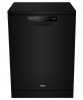HAIER 60CM MATTE BLACK DISHWASHER WITH 15 PLACE SETTINGS, 6 WASH PROGRAMS, 3.5 * ENERGY (WELS 5*) HDW15V2B2 Product Image 4