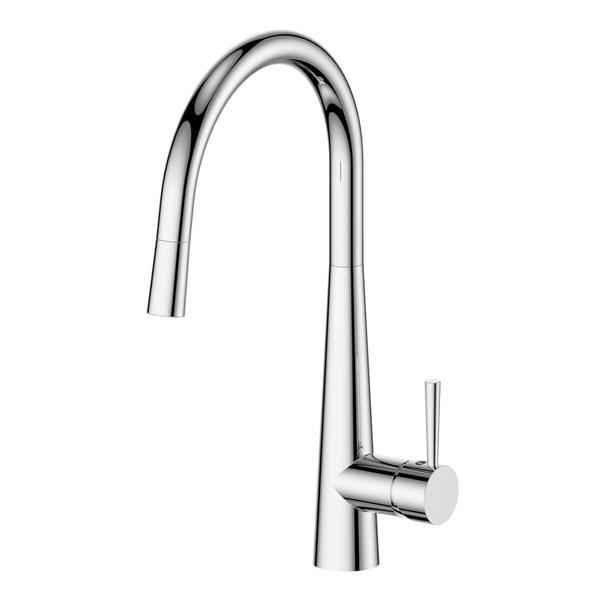 Greens Tapware Galiano Pull Down Sink Mixer Product Image 1