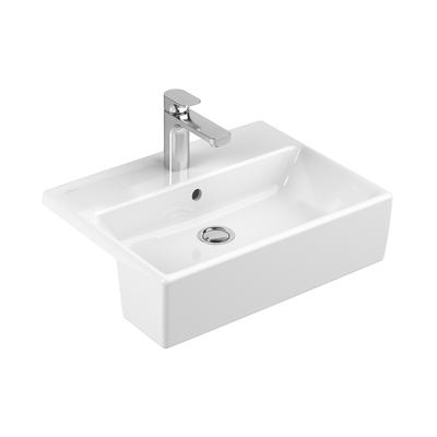 $100.00 - Argent Square Semi-Recessed Basin - FC16TUL019900