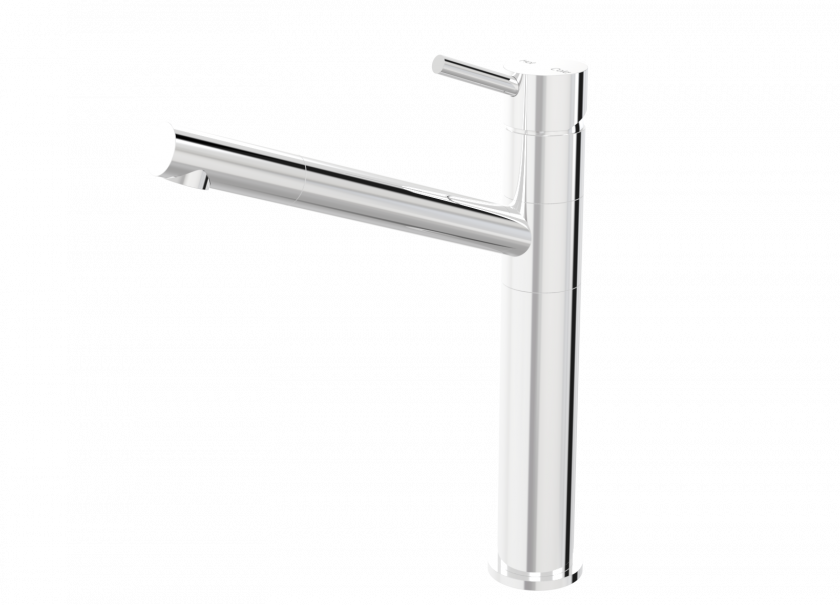 Par Taps Lugano Sink Tower Mixer – Swivel Product Image 1