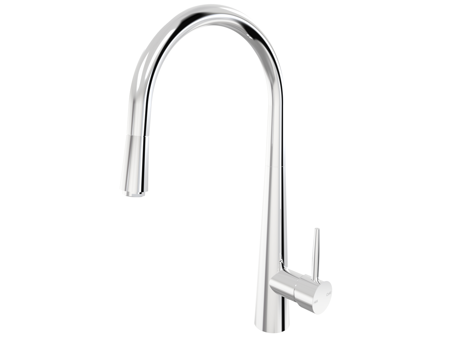 Par Taps Lugano Sink Pull-Out Mixer - Swivel