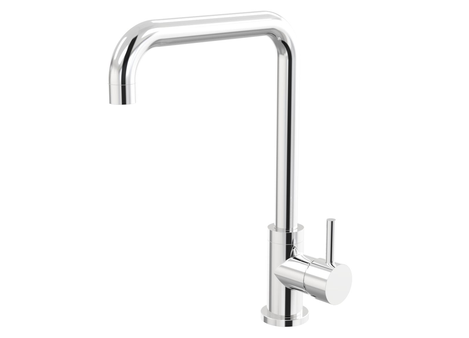 Par Taps Lugano Sink 90 Degree Mixer - Swivel
