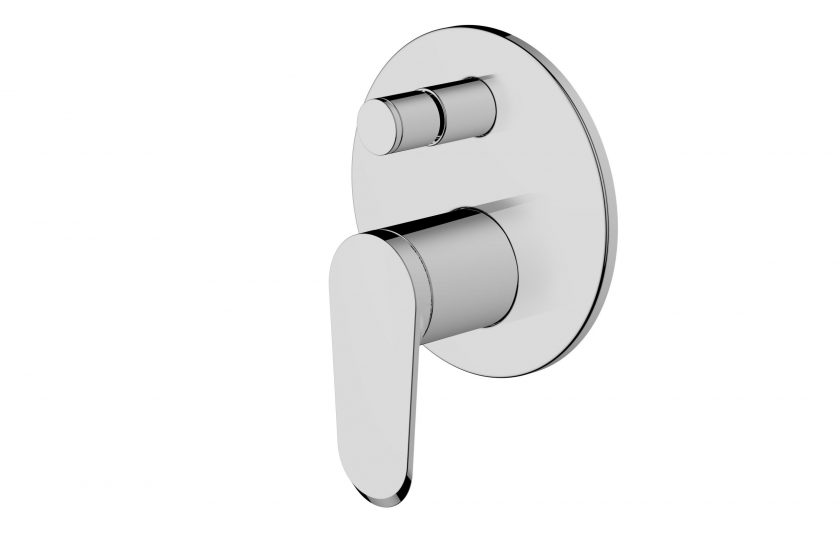 Greens Oakley Shower/Bath Diverter Mixer Product Image 1