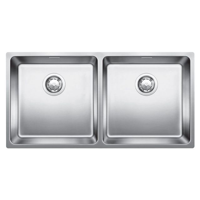 $819.00 - ANDANO 400/400-IF Inset Sink, Double Bowl 30 LT