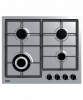 Gas on Steel Cooktop, 60cm Product Image 2