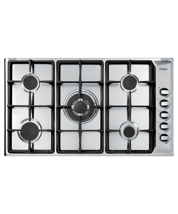 Gas on Steel Cooktop, 90cm Product Image 1