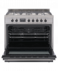 90cm Dual Fuel Oven Product Image 3