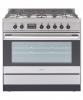 90cm Dual Fuel Oven Product Image 2