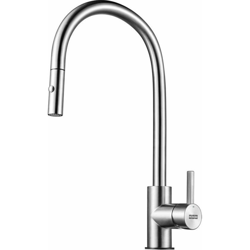 Franke TA9601 EOS Neo Stainless Steel Pull Out Mixer