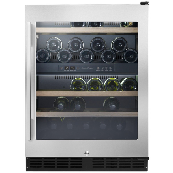 Fisher & Paykel 115L, Wine Cabinet, 59.5cm, 38 bottles Product Image 1