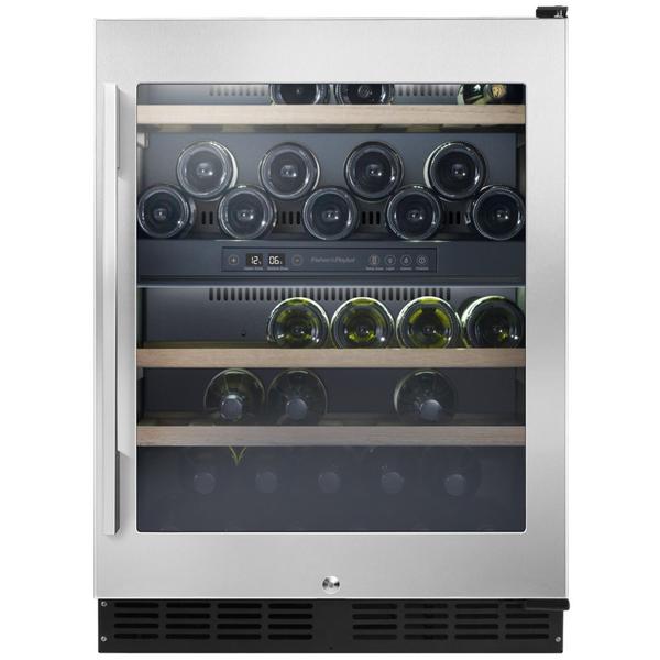Fisher & Paykel 115L, Wine Cabinet, 59.5cm, 38 bottles