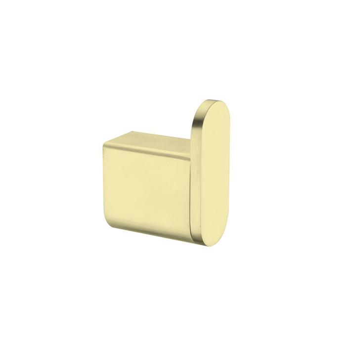 NERO VITRA ROBE HOOK BRUSHED GOLD Product Image 1