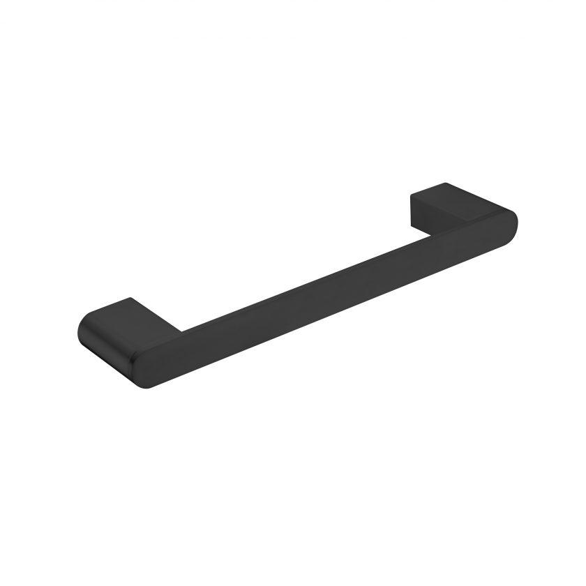 NERO VITRA TOWEL RING MATTE BLACK Product Image 1
