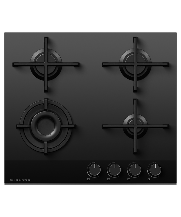 Fisher & Paykel 60cm, Glass Cooktop Product Image 1