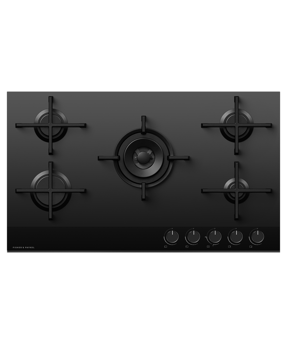 Fisher & Paykel 90cm, Glass Cooktop Product Image 1