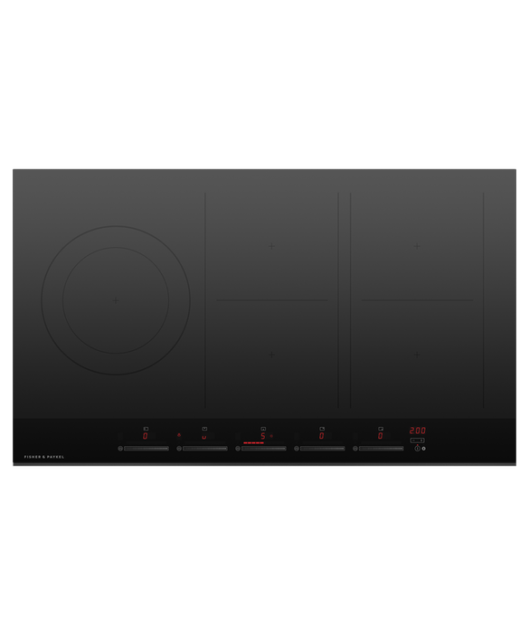 Fisher & Paykel 90cm, Induction Cooktop with SmartZone Product Image 1