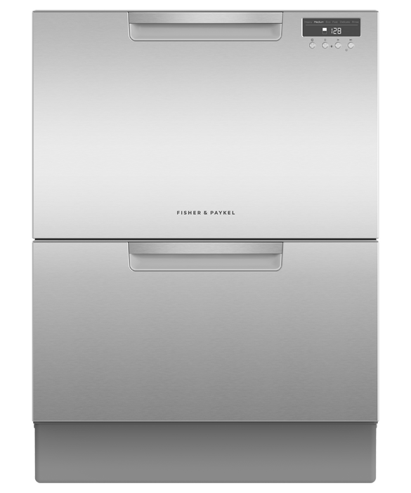 Fisher & Paykel 60cm, Double DishDrawer Dishwasher