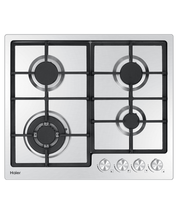 Haier Gas on Steel Cooktop, 60cm Product Image 1