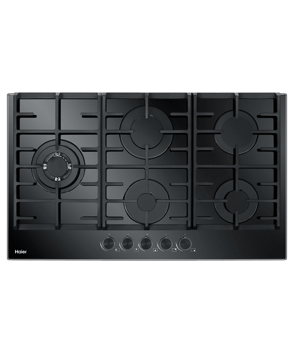 Haier Gas on Glass Cooktop, 90cm Product Image 1