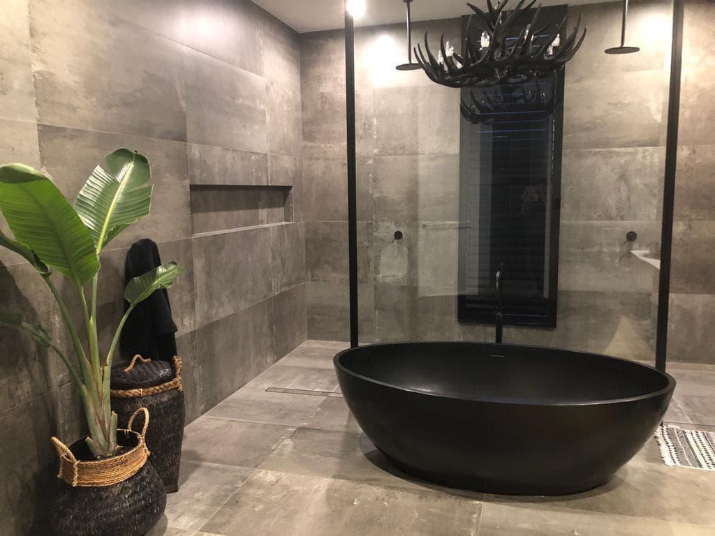 Pietra Bianca Coco Freestanding Bathtub